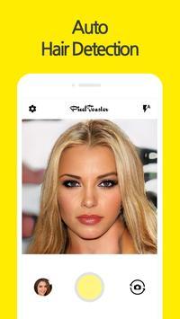 Pixit - Hair Dyeing : Beauty,Camera,Filter screenshot 2