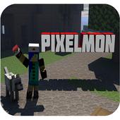 pixelmon craft GO : pocket icon