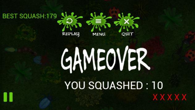 Pest Squash apk screenshot