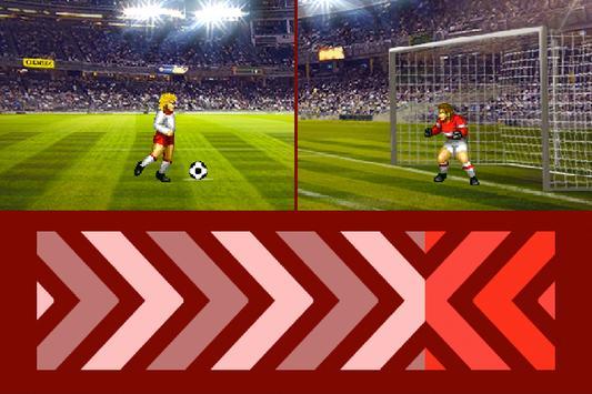 Penalty Shootout Online apk screenshot