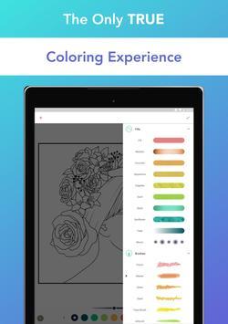 Pigment - Coloring Book apk تصوير الشاشة