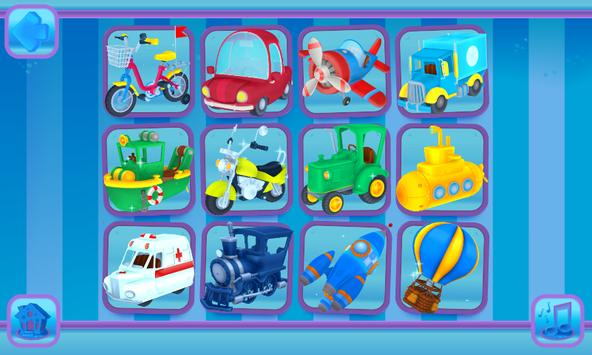 ABC glooton Free preschool app screenshot 7