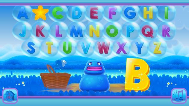ABC glooton Free preschool app screenshot 9