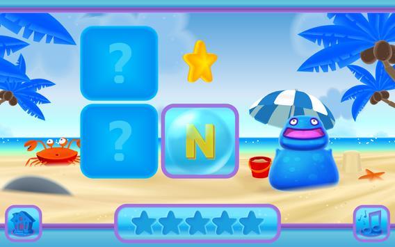 ABC glooton Free preschool app screenshot 19