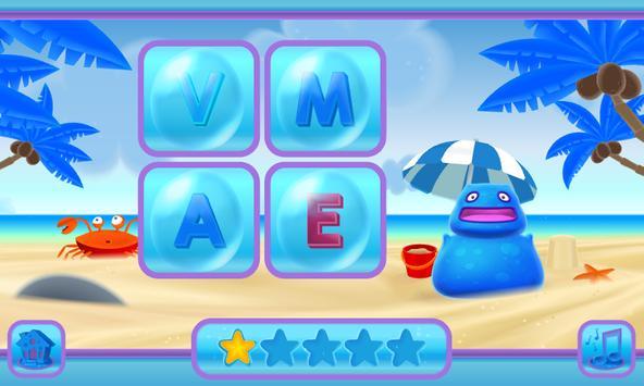 ABC glooton Free preschool app screenshot 3