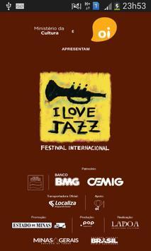 I Love Jazz 2015 poster