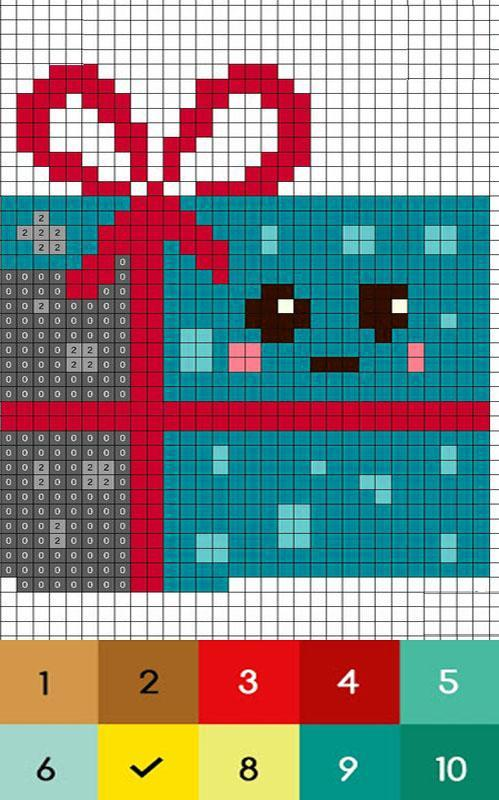 Sandbox free - Color by Number pixel art coloring for Android - APK ...