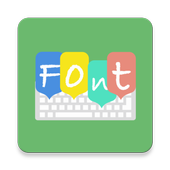 Fonts Keyboard - Font Style Changer icon
