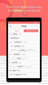 Fonts Keyboard - Font Style Changer screenshot 1