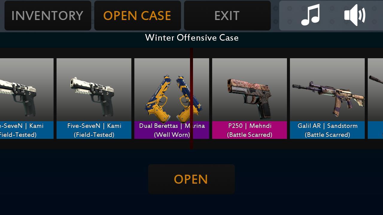 cs go case opening simulator free