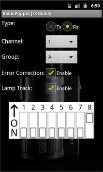 RadioPopper JrX Buddy apk screenshot