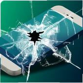 Broken/Cracked Screen  Free icon