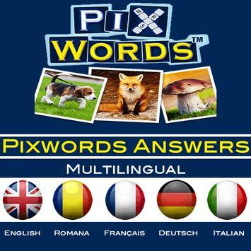 Pixwords Answers apk screenshot