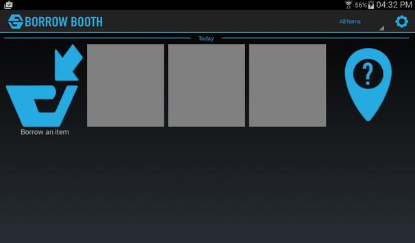 Borrow Booth apk screenshot