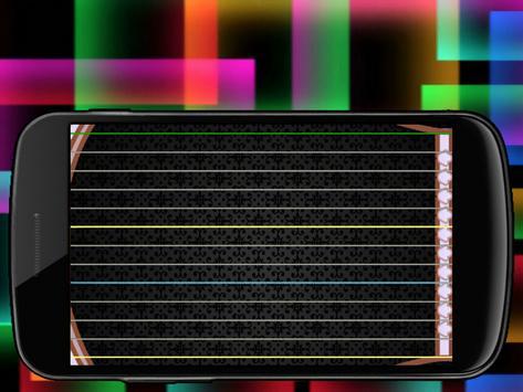 Harp Instrument apk screenshot