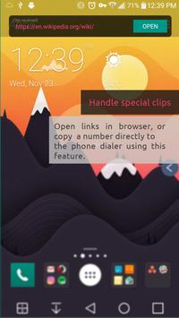 UniClip! (Clipboard Sync) apk screenshot