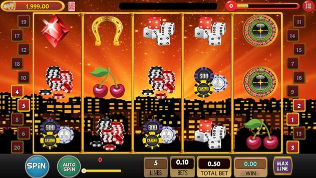 FREE Texas Poker Professional Casino Vegas Slot screenshot 3