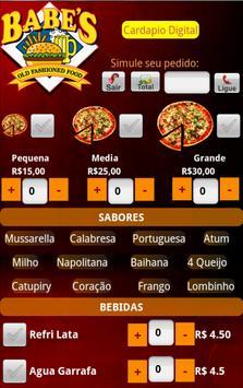 Cardapio Digital Lanches-Pizza apk screenshot