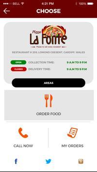 Pizza La Fonte Leeds For Android Apk Download