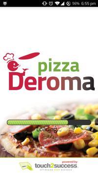 Pizza Deroma poster