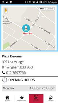Pizza Deroma screenshot 3