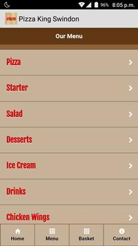 Pizza King Chicken & Burger apk screenshot