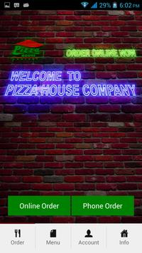 Pizza House  Company Guiseley poster