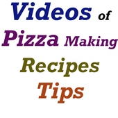 Pizza Making Recipes App Video icon