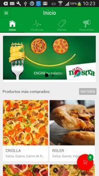 La Pizza Nostra screenshot 1
