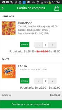 La Pizza Nostra screenshot 7