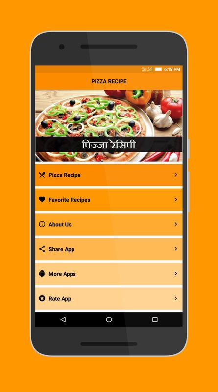 Pizza recipes in hindi apk download free food drink app for pizza recipes in hindi poster forumfinder Images