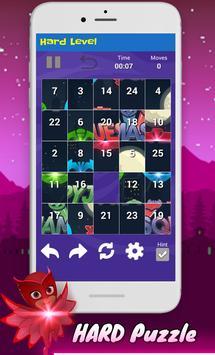 pj puzzle mask's : super catboy monlight adventure screenshot 5