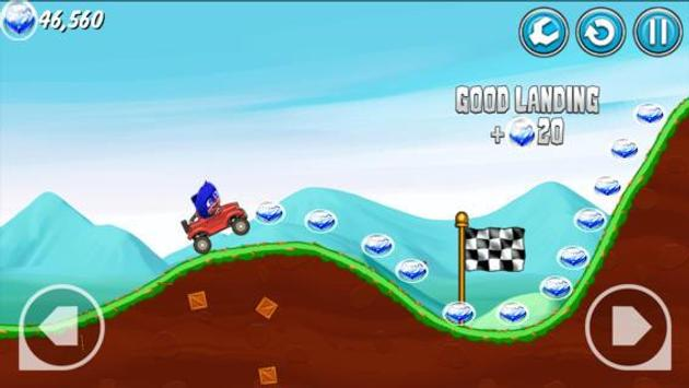pj racing masks car apk screenshot