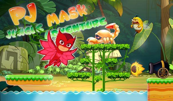 Pj Runners Masks Rush poster