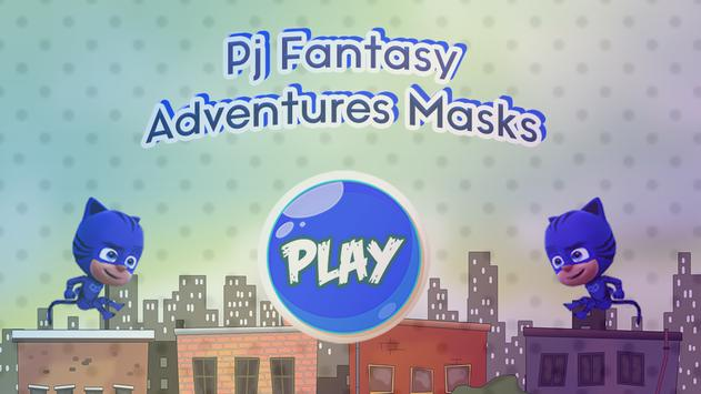 Pj Fantasy Adventures Masks poster
