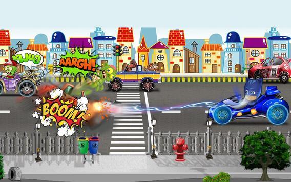 Pj Road Masks Battle poster