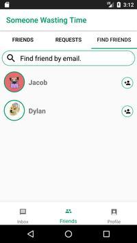 WasteTimeChat apk screenshot