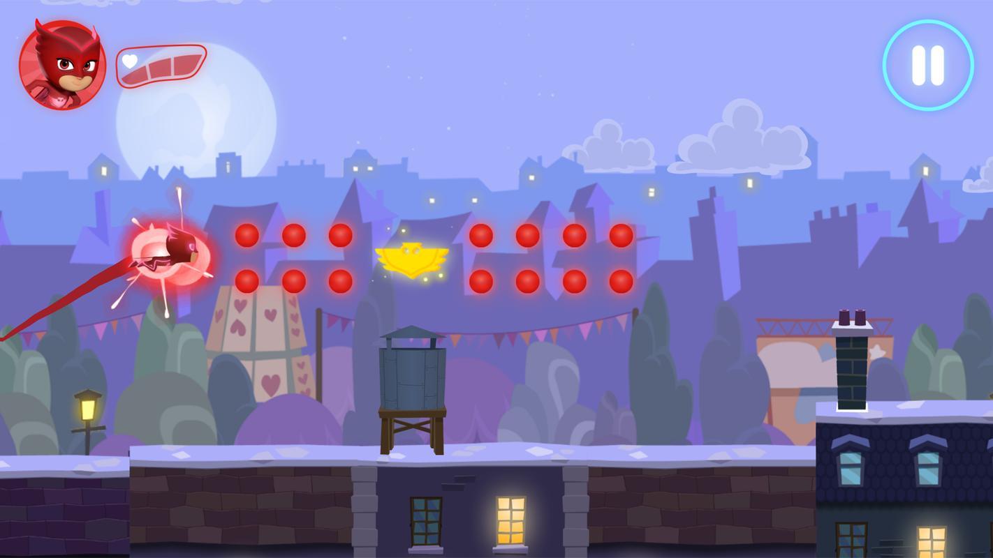 Pj Masks Moonlight Heroes For Android Apk Download Mask Topeng Screenshot 10