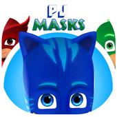 PJ heroes Masks : Nightmare icon