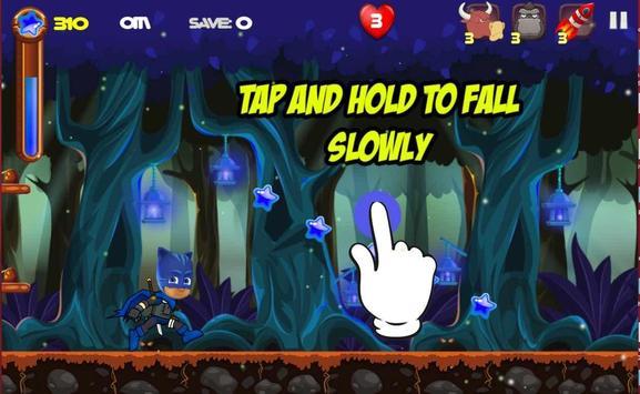 PJ heroes Masks : Nightmare screenshot 11