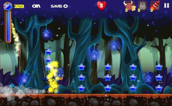 PJ heroes Masks : Nightmare screenshot 7