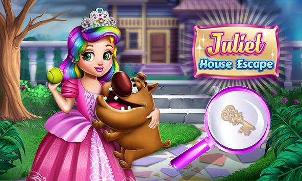 Princess Juliet House Escape poster
