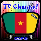 Info TV Channel Cameroon HD icon