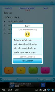 Free Grade 3 4 5 6 7 8 9 math screenshot 12
