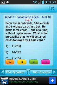 Free Grade 3 4 5 6 7 8 9 math screenshot 3