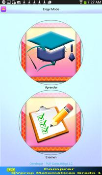 QVprep Lte Matemáticas Grado 1 screenshot 2