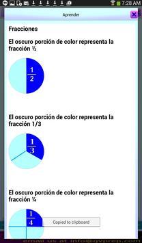 QVprep Lte Matemáticas Grado 1 screenshot 6