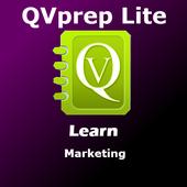 QVprep Lite Marketing Tutor icon