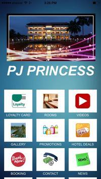 PJ princess poster