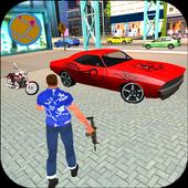 Gangster Miami New Crime Mafia City Simulator icon